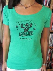 Womens T-shirt Green